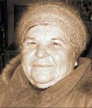 Гробовенко Тамара Ефимовна 1934 г.р., Киндийка